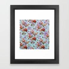 fleuri Framed Art Print