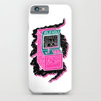 iPhone & iPod Case featuring BLK HOLE by Josh Ln