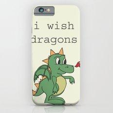 I wish dragons iPhone 6s Slim Case