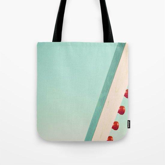 Blue Carnival  Tote Bag