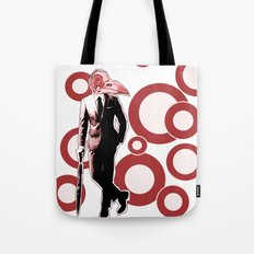 Gentlemen, We got a dead one here.. RED Version Tote Bag