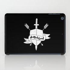 NEUTRAL GOOD iPad Case