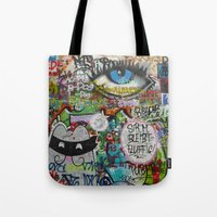If They Don't Let Us Dre… Tote Bag