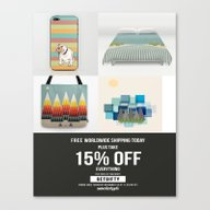Get Gifty Promo Canvas Print