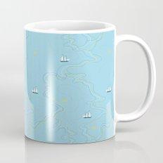 Sailing for the treasure Mug