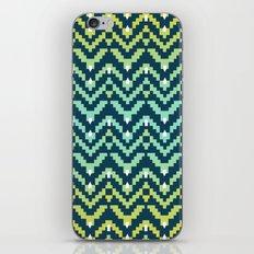 Tetra Ikat iPhone & iPod Skin