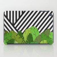 Green Direction iPad Case