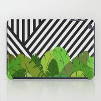 Green Direction iPad Case