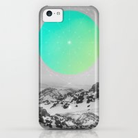 iPhone 5c Cases featuring Middle Of Nowhere II by soaring anchor designs
