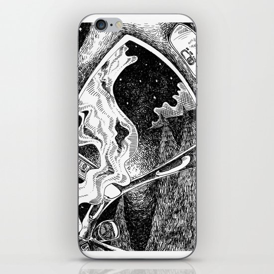 zZzonin iPhone & iPod Skin