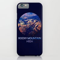 Rocky Mountain High iPhone 6 Slim Case