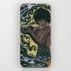 Bad Girls of Motion Pictures #2 (of 2)- Coffy iPhone & iPod Skin