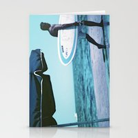 Hang 10 Stationery Cards