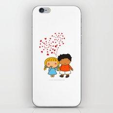 Sweet Valentine iPhone & iPod Skin