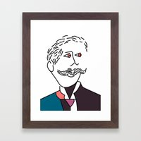 Scriabin Framed Art Print