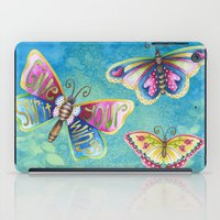Give Your Spirit Wings  iPad Case