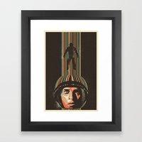 Relativity Framed Art Print