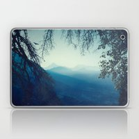 Blue Morning Laptop & iPad Skin