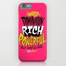 ...The Sort of Stuff iPhone 6s Slim Case