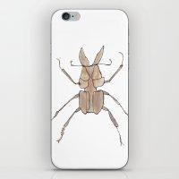 Beavus iPhone & iPod Skin