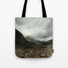Mout Edith Cavell Tote Bag