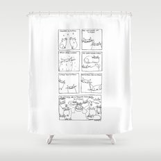 my favourite things Shower Curtain