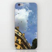 Paris Confetti iPhone & iPod Skin