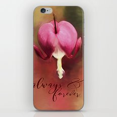 Always And Forever iPhone & iPod Skin