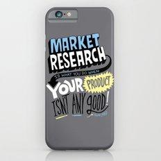 Market Research iPhone 6s Slim Case