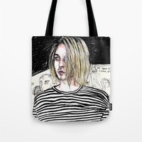 I'm Not Like Them, But I… Tote Bag