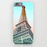 eiffel iPhone & iPod Cases featuring Eiffel  by Ben Fischl