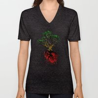 Love Your Roots Unisex V-Neck