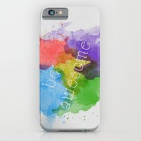 Be Awesome iPhone 6 Slim Case