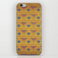 King of the Mountain Cometh iPhone & iPod Skin