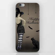 Sassy Witch iPhone & iPod Skin