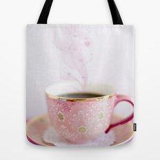 Love my coffee Tote Bag