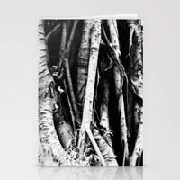 Tree Roots Stationery Cards