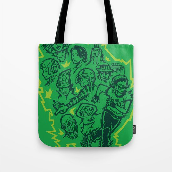 The GG's Tote Bag