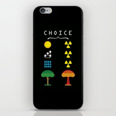 Choice iPhone & iPod Skin