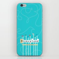Park Entrance | Disney I… iPhone & iPod Skin