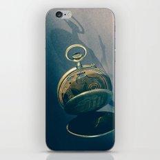 Clock 2 iPhone & iPod Skin