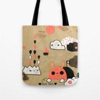 Tobermory Tote Bag