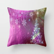 Winter Design QY Throw Pillow
