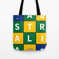 Australia Vintage Art Pr… Tote Bag