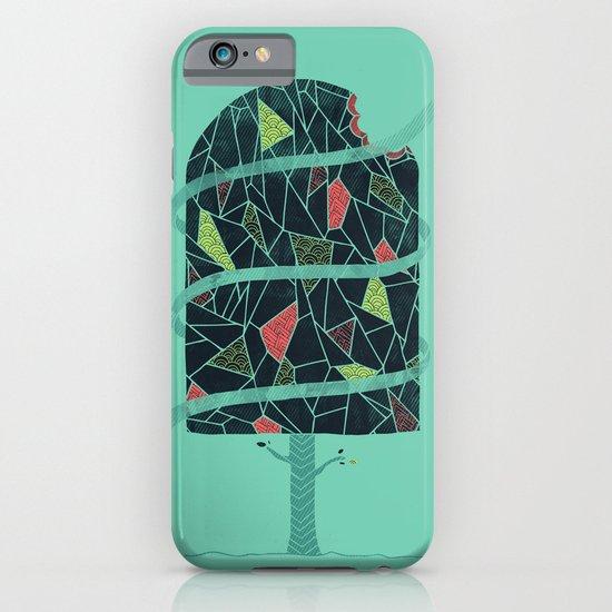 The Winter Tree iPhone & iPod Case