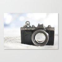 little camera Canvas Print