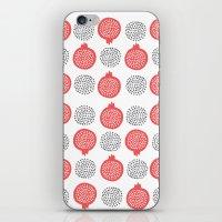 Pomegranate iPhone & iPod Skin