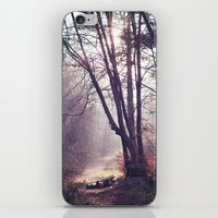 Wanderings iPhone & iPod Skin
