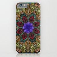 Hallucination Mandala 1 iPhone 6 Slim Case