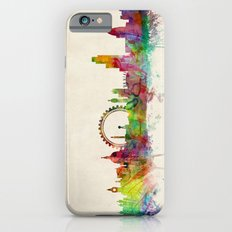 London Skyline Watercolo… iPhone 6 Slim Case
